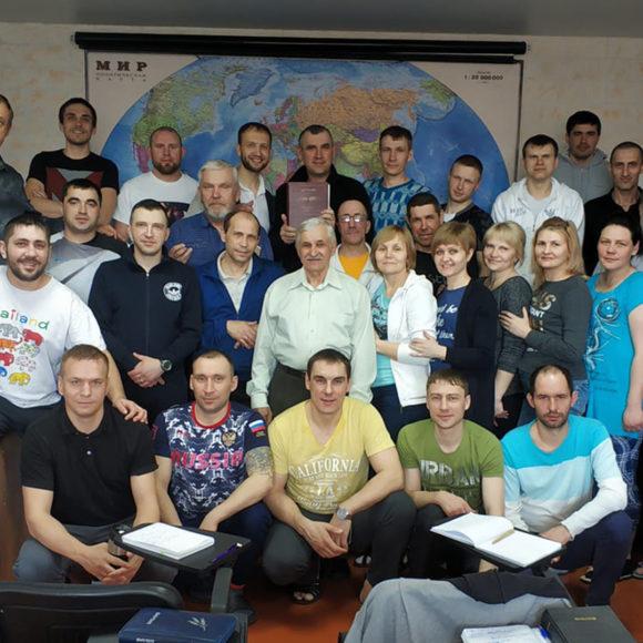 В Омске прошёл очередной курс «Школа Христа»